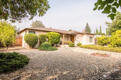 Santa Clara County Single Family Home For Sale: 13279 Quito Road