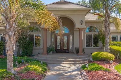 Stockton Single Family Home For Sale: 9824 E Waterloo