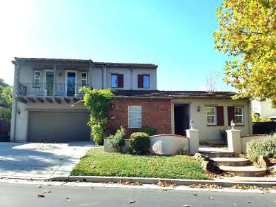Gilroy Single Family Home For Sale: 7535 Pinehurst Place