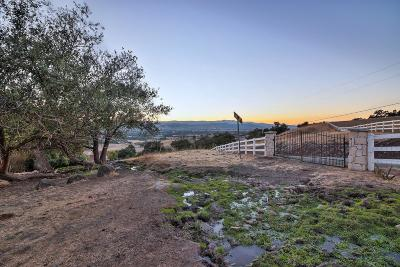 Gilroy Residential Lots & Land For Sale: 2561 Butch Drive