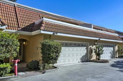 Mountain View Condo/Townhouse For Sale: 1354 Dale Avenue #8