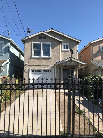 Richmond Single Family Home Sold: 1542 5th Street