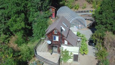 Los Gatos Single Family Home For Sale: 860 Canyon Vista