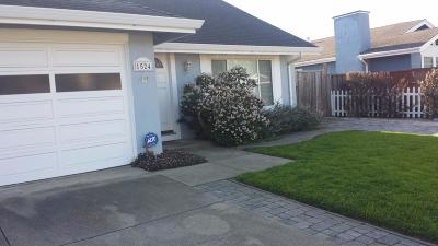 Half Moon Bay Rental For Rent: 1524 Hawser Lane