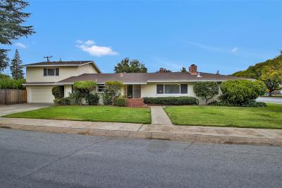 Gilroy Single Family Home For Sale: 601 3rd Street
