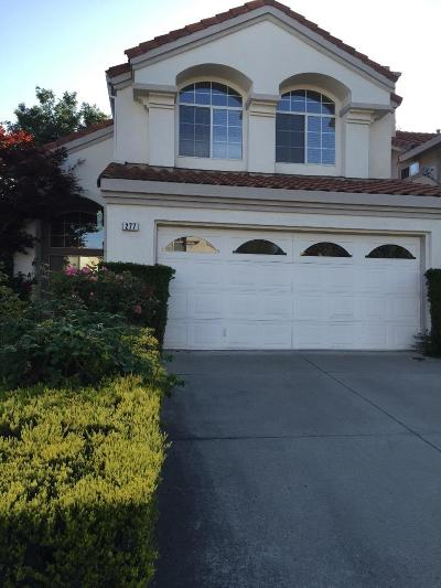 Milpitas Rental For Rent: 277 Edgewater Drive