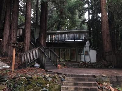 Los Gatos Single Family Home For Sale: 20915 Comanche Trail