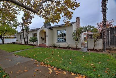 Gilroy Single Family Home For Sale: 545 4th Street