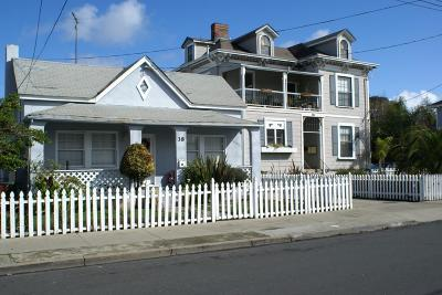 San Mateo Multi Family Home For Sale: 36 & 38 N Claremont Street
