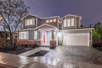 Sunnyvale Single Family Home For Sale: 1549 Norland Drive