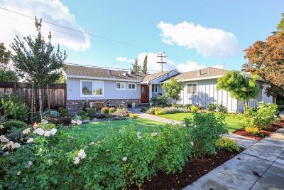 Sunnyvale Single Family Home For Sale: 801 S Mary Avenue