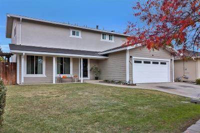 Gilroy Single Family Home For Sale: 807 Ramona Way