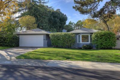 Palo Alto Single Family Home For Sale: 4276 Los Palos Avenue