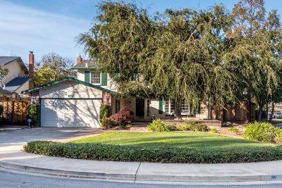 Sunnyvale Single Family Home For Sale: 673 Georgetown Court