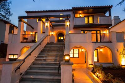 Burlingame Single Family Home For Sale: 2714 Easton Drive