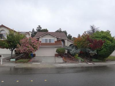 Milpitas Single Family Home For Sale: 2170 Glenview Drive