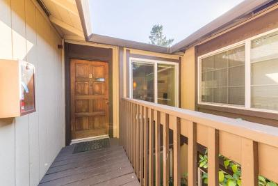 Mountain View Condo/Townhouse For Sale: 321 Easy Street #8
