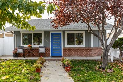 Livermore Single Family Home For Sale: 885 Junction Avenue