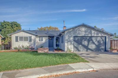 Milpitas Single Family Home For Sale: 224 Krismer Street