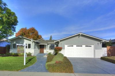 Fremont CA Single Family Home For Sale: $940,000