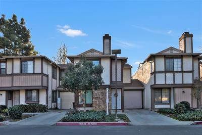 San Jose Condo/Townhouse For Sale: 129 Republic Avenue