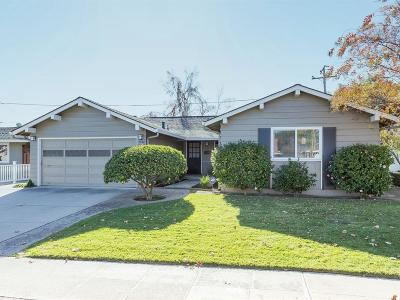 San Jose Single Family Home For Sale: 1932 Bernice Way
