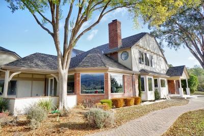 Santa Clara County Single Family Home For Sale: 20259 Viewcrest Drive