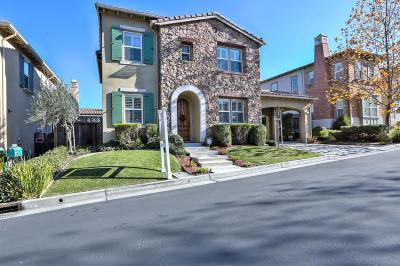 Santa Clara County Single Family Home For Sale: 7626 Hackett Drive