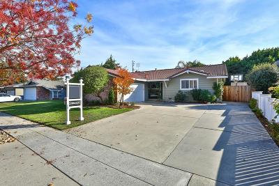Santa Clara County Single Family Home For Sale: 1666 Andalusia Way