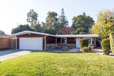 Santa Clara County Single Family Home For Sale: 1256 Tucson Avenue