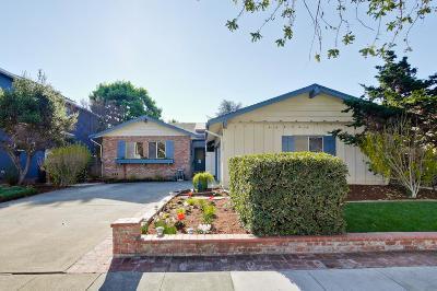 Santa Clara County Single Family Home For Sale: 770 Haverhill Drive