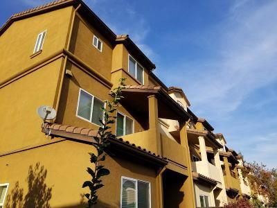 Santa Clara County Condo/Townhouse For Sale: 242 San Antonio Place