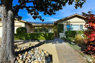 San Mateo County, Santa Clara County Rental For Rent: 1733 Joel Way