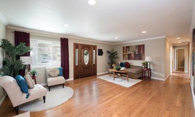 San Mateo County, Santa Clara County Single Family Home For Sale: 106 Calle Estoria