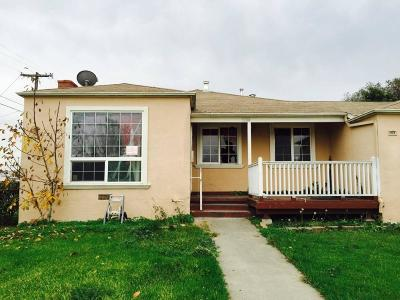 San Leandro Single Family Home For Sale: 1244 Seeley Street