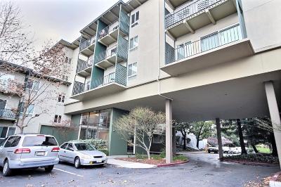 San Mateo Condo/Townhouse For Sale: 833 N Humboldt Street #316