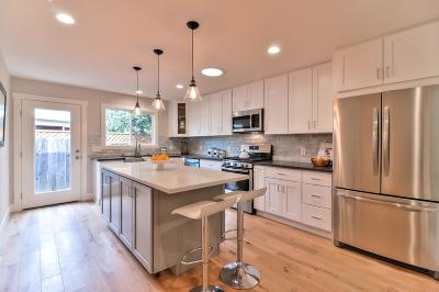 Campbell Single Family Home For Sale: 113 Friar Way
