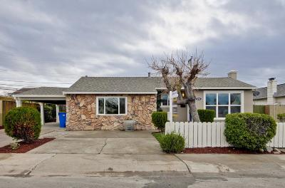 Milpitas Single Family Home For Sale: 210 Valmy Street