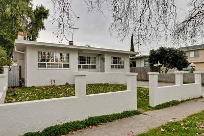 Hayward Single Family Home Pending Show For Backups: 21214 Montgomery Avenue