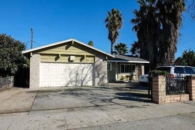 San Jose Single Family Home For Sale: 2378 S King Road