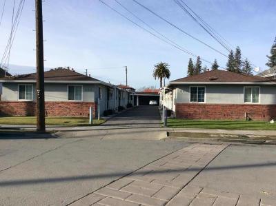 Santa Clara Multi Family Home For Sale: 561 Franklin Street