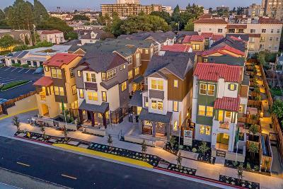 San Mateo Condo/Townhouse For Sale: 108 Tilton Avenue