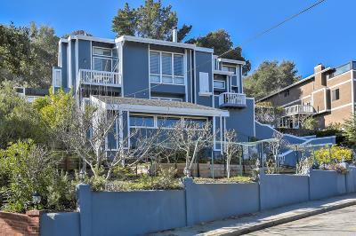 Burlingame Single Family Home For Sale: 165 Tiptoe Lane
