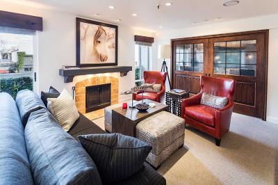 Palo Alto Condo/Townhouse For Sale: 185 Forest Avenue #2A