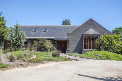 Santa Cruz Single Family Home For Sale: 4260 Paul Sweet Road