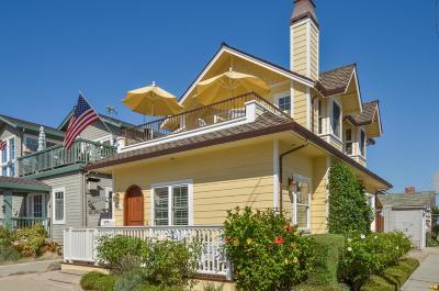 Santa Cruz Single Family Home For Sale: 202 Mott Avenue