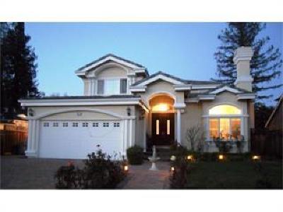 Palo Alto Single Family Home For Sale: 2577 Ramona Street