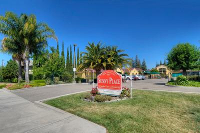 Stockton Commercial For Sale: 807 W Swain Road