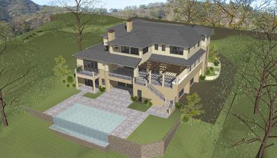 Los Gatos Single Family Home For Sale: 15814 Glen Una Drive