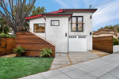 Berkeley Single Family Home For Sale: 1575 Capistrano Avenue